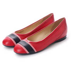 ジェオックス GEOX BALLERINA (RED/NAVY)