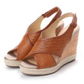 ジェオックス GEOX SANDALS (CARAMEL/BROWN)