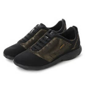 ジェオックス GEOX SNEAKERS (GOLD/BLACK)