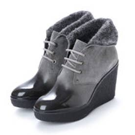 ジェオックス GEOX ANKLE BOOTS (GREY)