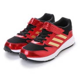 ASBee adidas(アディダス) ADIDASFAITO EL K(アディダスファイトELK) CP9738 コアブラック/ゴールドメット/スカーレット