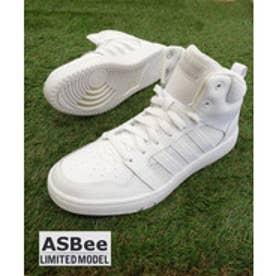 ASBee アディダス adidas CLOUDFOAM BIG TANN M(クラウドフォームビッグタン M) (ホワイト)