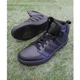 ASBee アディダス adidas CLOUDFOAM BIG TANN M(クラウドフォームビッグタン M) (ブラック/ブラック)