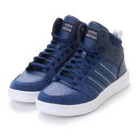 ASBee adidas(アディダス) CLOUDFOAM NEOBIG TANN W(クラウドフォームネオビッグタンW) BC0009 カレッジネイビー/ミステリーブルー/グレーワン