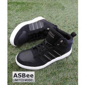 ASBee アディダス adidas CLOUDFOAM BIG TANN W(クラウドフォームビッグタンW) (ブラック)