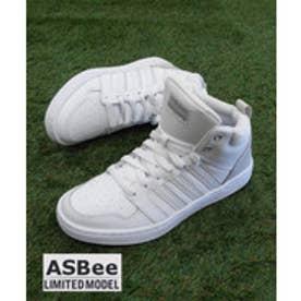 ASBee アディダス adidas CLOUDFOAM BIG TANN W(クラウドフォームビッグタンW) (ホワイト)