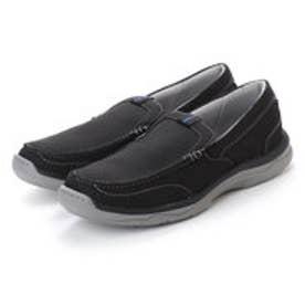 ASBee クラークス Clarks Marus Step Black (ブラック)