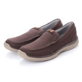 ASBee クラークス Clarks Marus Step Brown (ブラウン)