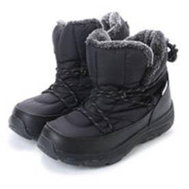 ASBee コールマン coleman 【防水/滑りにくい】MIDDLE LACE BOOTS(ミドルレースブーツ) 574302 (ブラック)