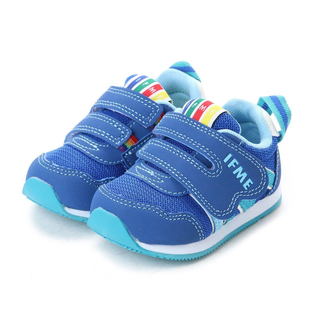 ロコンド 靴とファッションの通販サイトASBee イフミー IFME ベビー シューズ 30-7773 ブルー