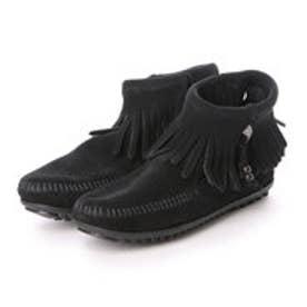 ASBee ミネトンカ Minnetonka CONCHO BOOT コンチョブーツ 520S (ブラック)