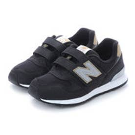 ASBee ニューバランス new balance K313 180313 (ブラック)