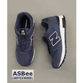 ASBee new balance(ニューバランス) ML565 180565 BLN ブルー