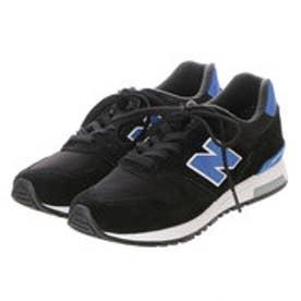 ASBee ニューバランス new balance ML565 170565 (ブラック/ブルー)
