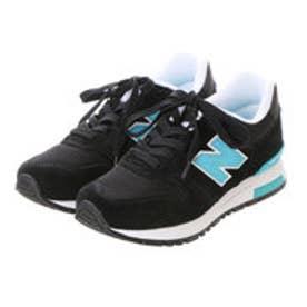 ASBee ニューバランス new balance WL565 171565 (ブラック/ブルー)