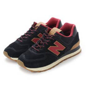 ASBee ニューバランス new balance ML574 381574 (ブラック)