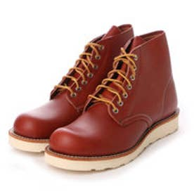 ASBee レッドウィング RED WING (レッドウィング) CLASSIC WORK ROUND TOE(クラシックワーク 8166 (レッドブラウン)