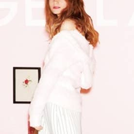 ジェラートピケ gelato pique 【10th】ジェラート2BDパーカ (ピンク)