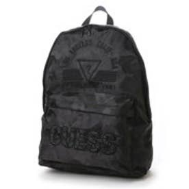 ゲス GUESS CAMO BACKPACK (BLACK)