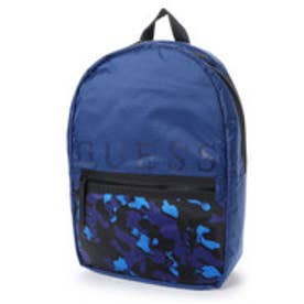 ゲス GUESS GRAFFITI BACKPACK (NAVY MULTI)