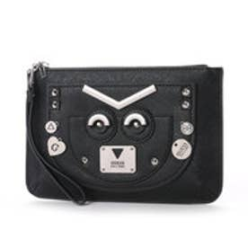 ゲス GUESS CYBER ROCK MINI CLUTCH (BLACK)