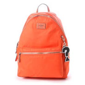 ゲス GUESS COOL SCHOOL LEEZA BACKPACK (ORANGE)