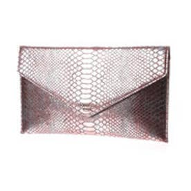 ゲス GUESS XENIA ENVELOPE CLUTCH (BRONZE)