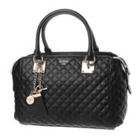 ゲス GUESS ROCHELLE SMALL SATCHEL (BLACK)