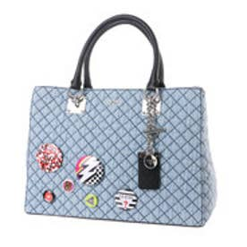 ゲス GUESS ROCHELLE GIRLFRIEND SATCHEL (DENIM)