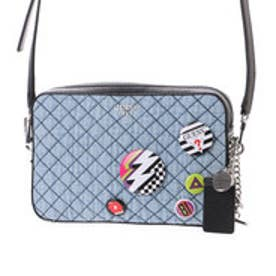 ゲス GUESS ROCHELLE CROSSBODY TOP ZIP (DENIM)