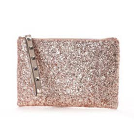 ゲス GUESS FALL IN LOVE CROSSBODY CLUTCH (ROSE GOLD)