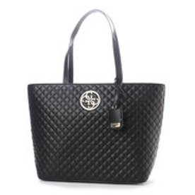 ゲス GUESS G LUX LARGE TOTE (BLACK)