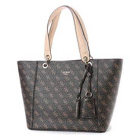 ゲス GUESS KAMRYN TOTE (BROWN)