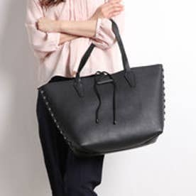ゲス GUESS BOBBI INSIDE OUT TOTE (BLACK STONE)