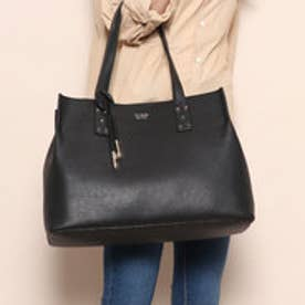 ゲス GUESS FORTUNE TOTE (BLACK)