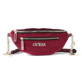 ゲス GUESS RONNIE BELT BAG (MERLOT)