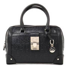 ゲス GUESS LUCIENNE BOX SATCHEL (BLACK)