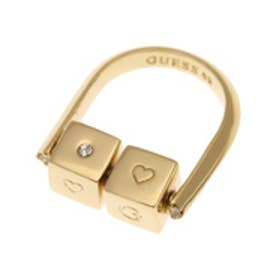 ゲス GUESS R-GUESS DICE RING (GOLD-52)