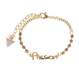 ゲス GUESS B-PASSION BRACELET (GOLD)