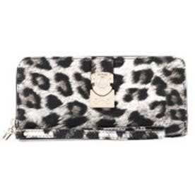 ゲス GUESS BRITTA LARGE ZIP AROUND WALLET (LEOPARD)