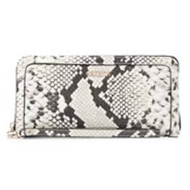 ゲス GUESS SIENNA LARGE ZIP AROUND WALLET (PYTHON)