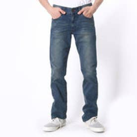 ゲス GUESS SLIM STRAIGHT DENIM PANT(DBL)