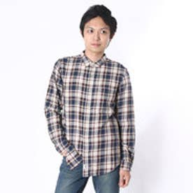 ゲス GUESS L/S FLANNEL SHIRT 1 (NVMT)