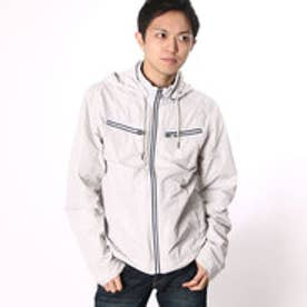 ゲス GUESS MEMORY TOUCH JACKET (SNOW GREY)
