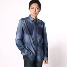 ゲス GUESS DENIM REGULAR FIT SHIRT
