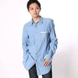 ゲス GUESS ARMADILLO DENIM SHIRT