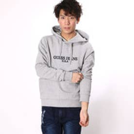 ゲス GUESS MEN'S PULLOVER PARKA
