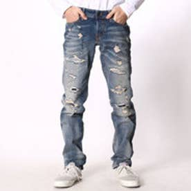 ゲス GUESS SLIM STRAPPATI DENIM PANT