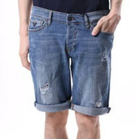 ゲス GUESS SONNY DENIM SHORT PANT (UNDONE)