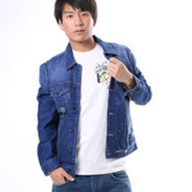 ゲス GUESS REX DENIM JACKET (OPULENT BLUE WASH)